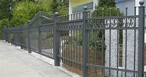 Zaun Und Gartentor Aus Metall Selber Gestalten