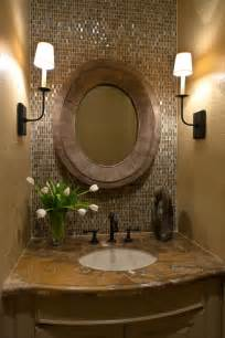 tuscan bronze kitchen faucet c b i d home decor and design the powder room small spaces with big impact