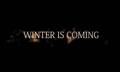 Thrones Coming Winter Got Stark Gifs Hbo