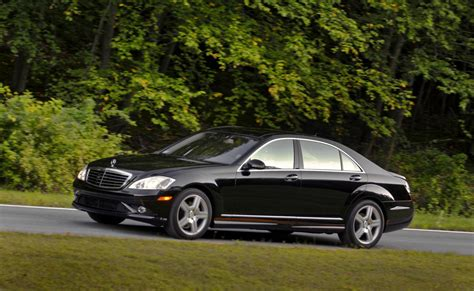 2009 Mercedes-benz S-class News And Information