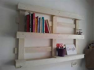 pallet simple bookshelf o 1001 pallets With best brand of paint for kitchen cabinets with animal en papier