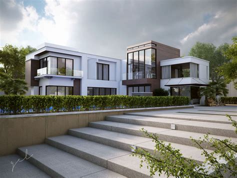 of images l shaped house modern l shaped houses modern house