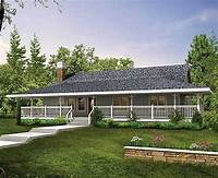 house plans with wrap around porch Wrap-Around Porch - 88447SH | Architectural Designs ...