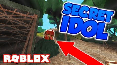 find  hidden immunity idol roblox survivor