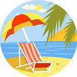 Beach Sunburn Icon Peeling Discoloration Icons Skin