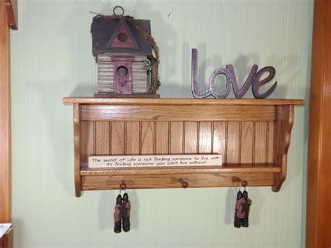 15 Collection Of Oak Wall Shelves