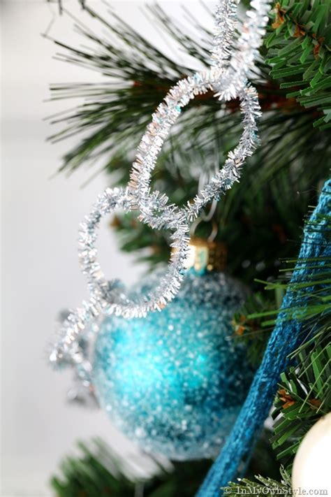 diy christmas decorations pipe cleaner garland