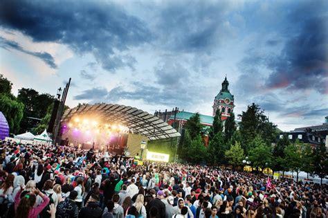 stockholm culture festival in mid august swedentips se