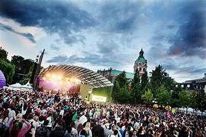 Stockholm Culture Festival In Mid-august