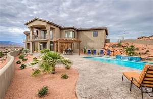 St George, Utah Luxury Home Going To Live Auction This ...