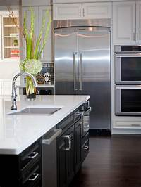 contemporary kitchen cabinets Beautiful Pictures of Kitchen Islands: HGTV's Favorite ...