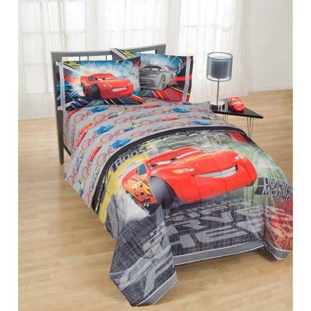 15646 cars bedroom set disney pixar cars sheet set walmart