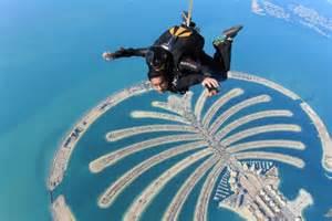 Skydiving Dubai Palm Island