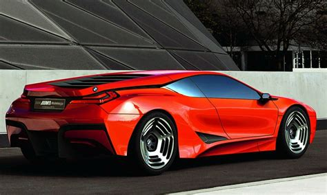 bmw  supercar      outlook