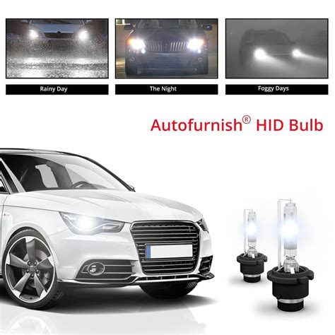 9006 + 9005 Car Xenon Hid Headlight Conversion Kit For Low