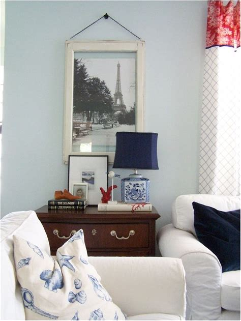Valspar Summer Morning Painted Living Room in 2020