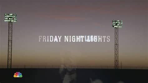 friday lights the friday