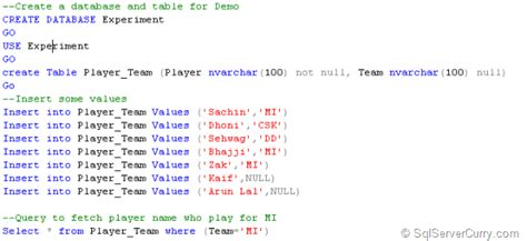 sql query to create table sql queries beyond true and false