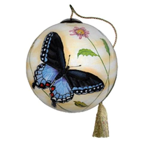butterfly christmas tree ornaments