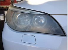Headlight Restoration Before and After Pictures Ultimate