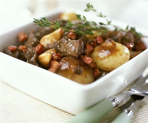 recettes de cuisine de grand mere bœuf bourguignon recette facile de grand mère