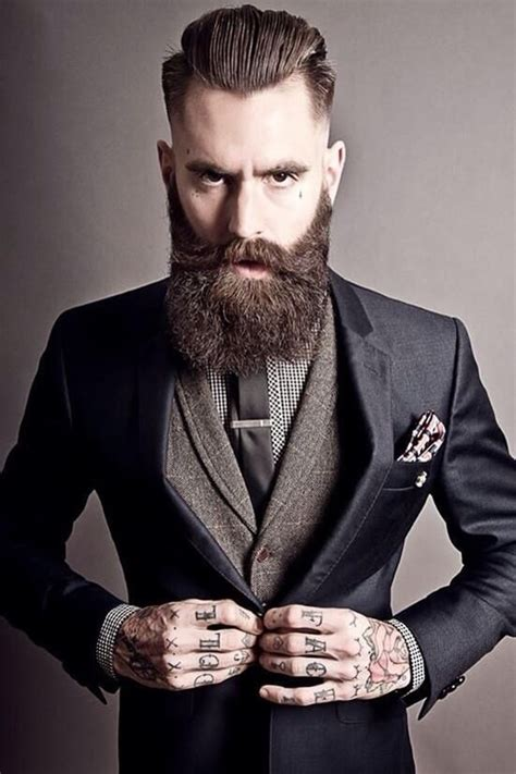 40 Perfect Beard and <a href=