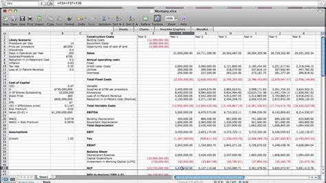 Business Valuation Free Cash Flow Method