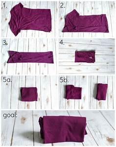 Marie Kondo Kleidung Falten : the konmari method organizing clothes t shirts filles et recherche ~ Bigdaddyawards.com Haus und Dekorationen