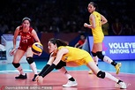 2019 世界女排联赛总决赛小组赛中国女排 3:1 击败意大利女排,如何评价中国女排的表现? - 知乎