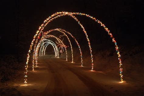 where to see the best christmas lights around lake norman