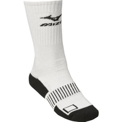 gifts   sporty friend mizuno performance  volleyball crew sock holiday httpwww