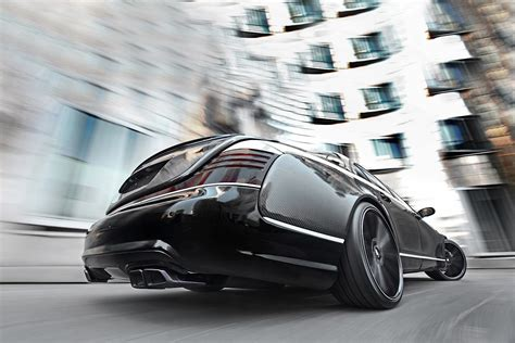 Maybach 57s By Knight Luxury Is A Carbon Fiber Wet Dream