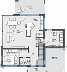 Haus Grundriss Ideen Einfamilienhaus : die besten 17 ideen zu grundriss einfamilienhaus auf ~ Lizthompson.info Haus und Dekorationen