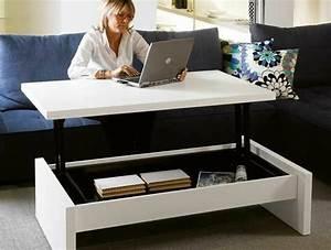 Ikea Table Basse Blanche : table basse ikea ~ Teatrodelosmanantiales.com Idées de Décoration