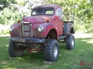 Rat Rod Mud Truck