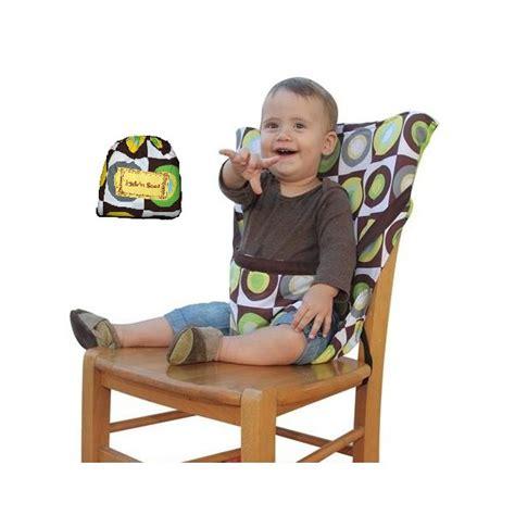rehausseur de chaise nomade sack 39 n seat cercles siège bébé nomade vive bébé