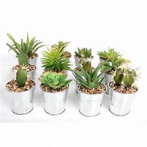 Grande Plante Artificielle : 1 plante artificielle 10x7cm ~ Teatrodelosmanantiales.com Idées de Décoration