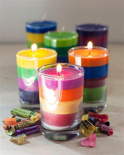 Colori Per Candele by 1001 Idee Per Candele Fai Da Te Da Creare A Casa