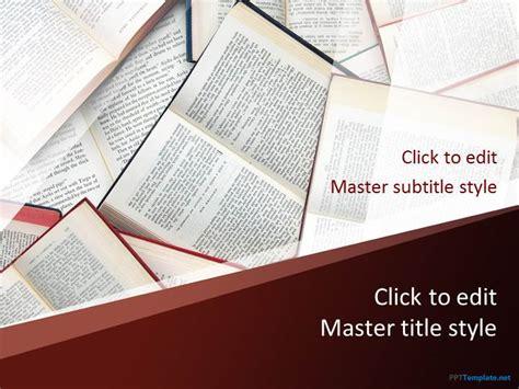 books research  template