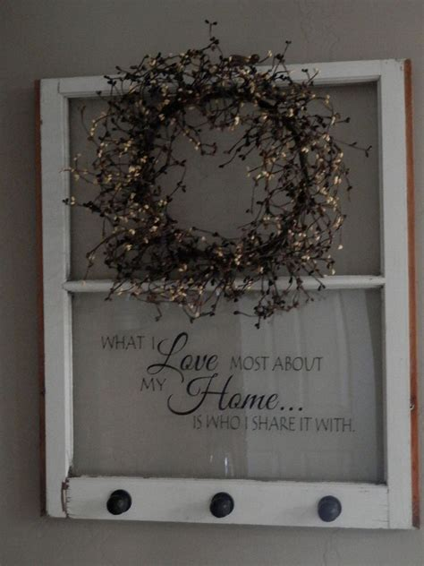 window frame ideas repurposed window to shelf decoration re purposed 1107