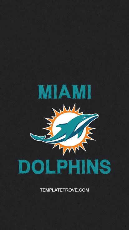 miami dolphins lock screen schedule  iphone