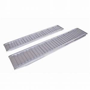 Rampe De Chargement Norauto : 1 rampe professionnelle en aluminium 1580 kg 2 5 m al ko ~ Voncanada.com Idées de Décoration