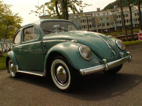 "Classic 1959 Vw Beetle Bug Sedan ""minty"