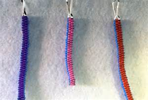 Lanyard with Plastic String Make Keychain
