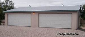 24x40 4 car garage plans blueprints free materials With 24x40 garage kit