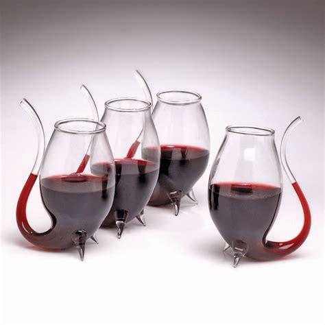 bicchieri strani interesting wine glasses wine and