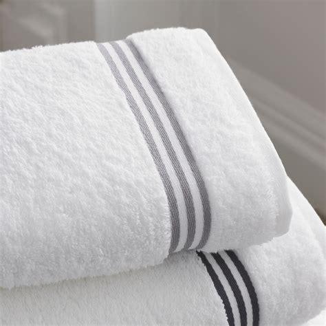 stock photo  bath bathroom towels
