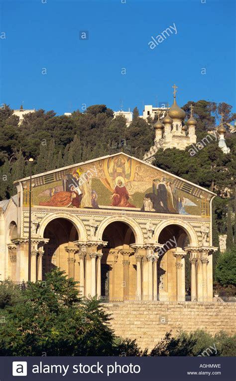 Garten Der Nationen by Garden Of Gethsemane Israel Stockfotos Garden Of