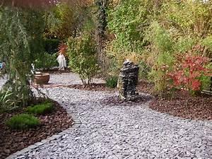 Kiesflächen Im Garten : splitt kiesfl chen garten art sch neck ~ Markanthonyermac.com Haus und Dekorationen