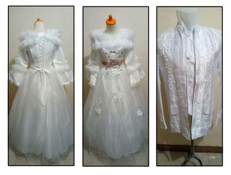 sewa gaun kebaya pengantin paket promo
